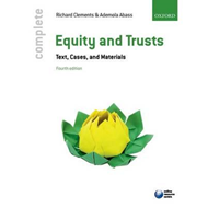 Complete Equity and Trusts (BOK)