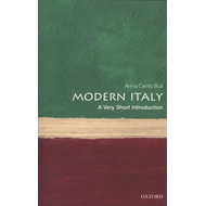 Modern Italy: A Very Short Introduction (BOK)