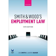Smith & Wood's Employment Law (BOK)