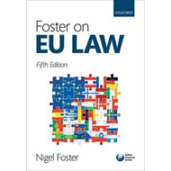 Foster on EU Law (BOK)