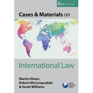 Cases & Materials on International Law (BOK)