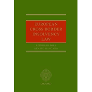 European Cross-Border Insolvency Law (BOK)