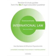 International Law Concentrate (BOK)