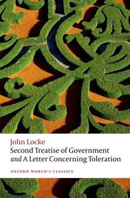 Second Treatise of Government and A Letter Concerning Tolera (BOK)