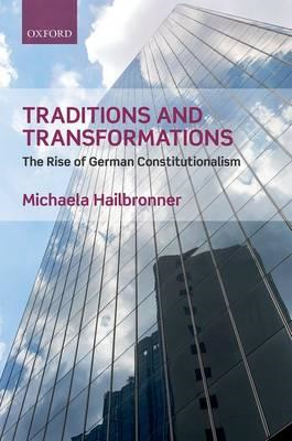 Traditions and Transformations (BOK)