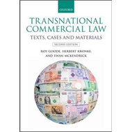 Transnational Commercial Law (BOK)
