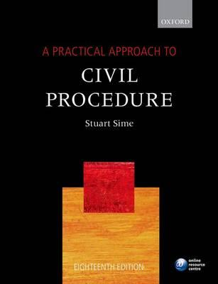 Practical Approach to Civil Procedure (BOK)