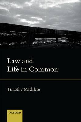 Law and Life in Common (BOK)