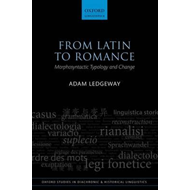 From Latin to Romance (BOK)