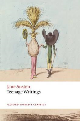 Teenage Writings (BOK)