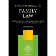 Practical Approach to Family Law (BOK)
