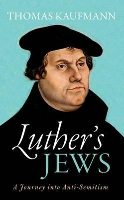Luther's Jews (BOK)