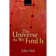 Universe As We Find It (BOK)