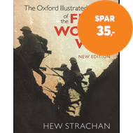 Produktbilde for Oxford Illustrated History of the First World War (BOK)