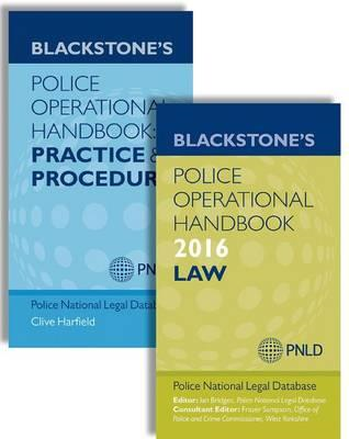 Blackstone's Police Operational Handbook (BOK)
