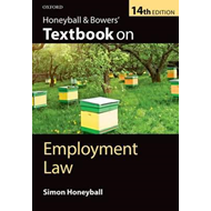 Honeyball & Bowers' Textbook on Employment Law (BOK)