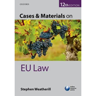 Cases & Materials on EU Law (BOK)