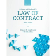 Koffman & Macdonald's Law of Contract (BOK)
