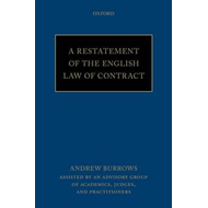 Restatement of the English Law of Contract (BOK)
