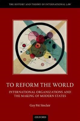 To Reform the World (BOK)