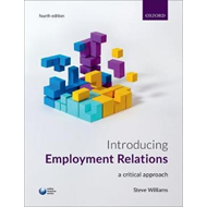 Introducing Employment Relations (BOK)