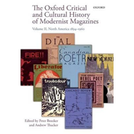 Oxford Critical and Cultural History of Modernist Magazines (BOK)