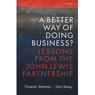 Better Way of Doing Business? (BOK)