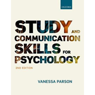Study and Communication Skills for Psychology (BOK)