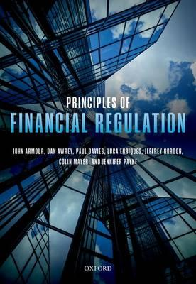 Principles of Financial Regulation (BOK)