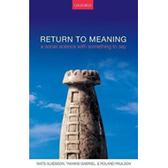 Return to Meaning (BOK)