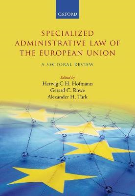 Specialized Administrative Law of the European Union (BOK)