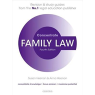 Family Law Concentrate (BOK)