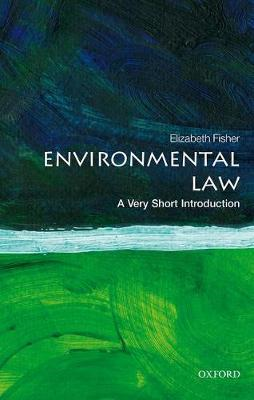 Environmental Law: A Very Short Introduction (BOK)