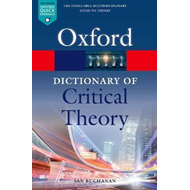Produktbilde for Dictionary of Critical Theory (BOK)