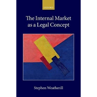 Internal Market as a Legal Concept (BOK)
