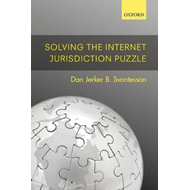 Solving the Internet Jurisdiction Puzzle (BOK)