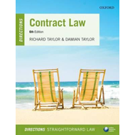 Contract Law Directions (BOK)