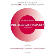 Intellectual Property Law Concentrate (BOK)