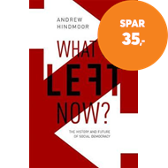 Produktbilde for What's Left Now? (BOK)