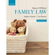Hayes & Williams' Family Law (BOK)