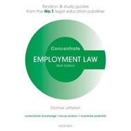 Employment Law Concentrate (BOK)