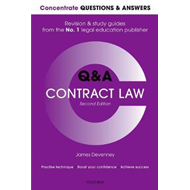 Concentrate Q&A Contract Law 2e (BOK)