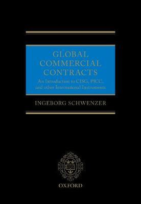 Global Commercial Contracts (BOK)