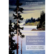 The Oxford Book of Canadian Verse (BOK)