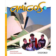 Amigos: Part 1: Students' Book (BOK)