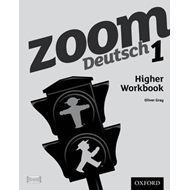 Zoom Deutsch 1 Higher Workbook (BOK)