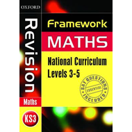 Framework Maths: Level 3-5 Revision Book (BOK)
