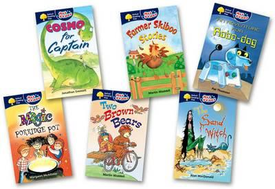 Oxford Reading Tree: All Stars: Pack 1: Pack (6 Books, 1 of (BOK)