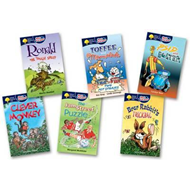 Oxford Reading Tree: All Stars: Pack 3: Pack (6 Books, 1 of (BOK)