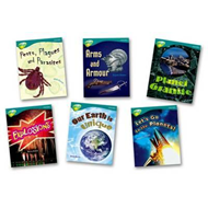 Oxford Reading Tree: Stage 16: TreeTops Non-fiction: Pack (6 (BOK)
